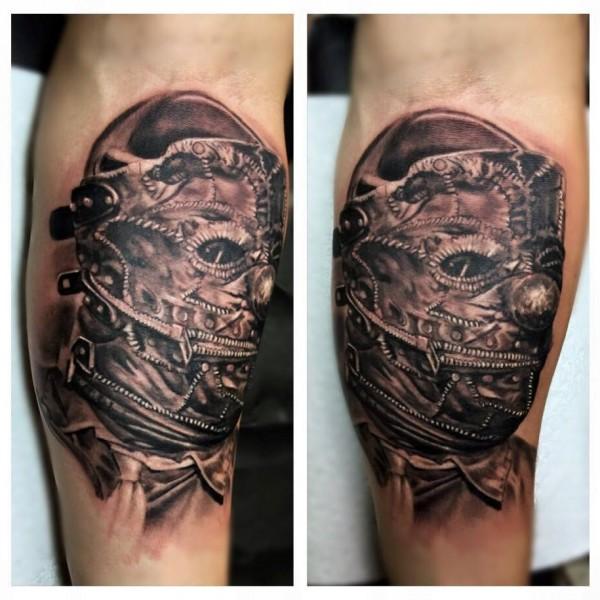 Tattoo-Horror