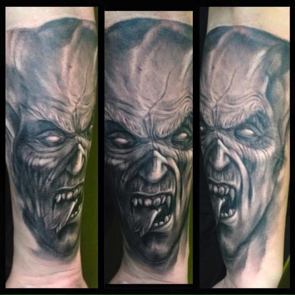 Tattoo-Teufel