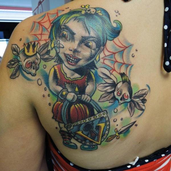 Tattoo-Jurij