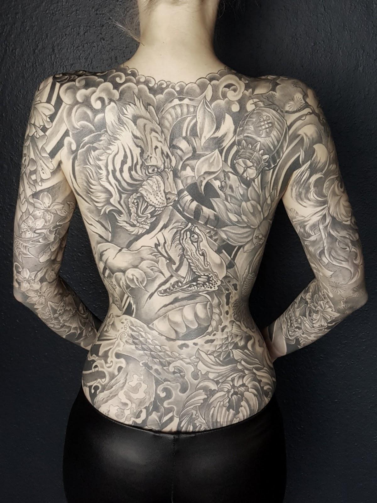 Tattoo-Ruecken