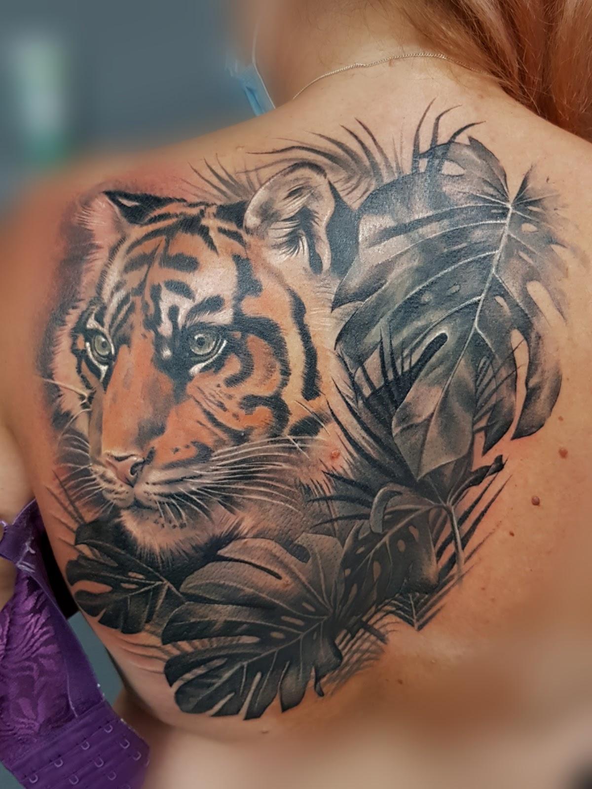 Tattoo-Tiger