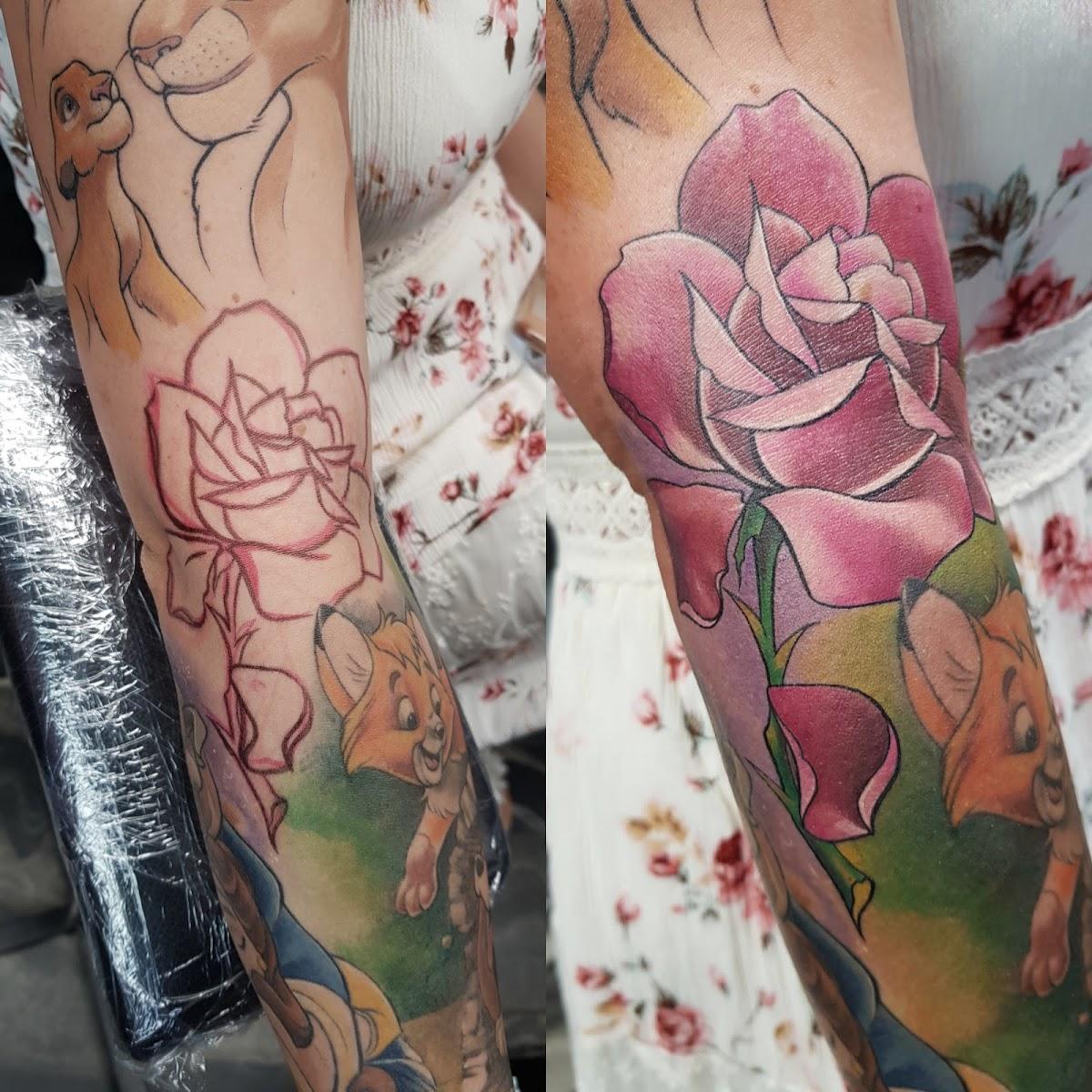 Tattoo-Rosen