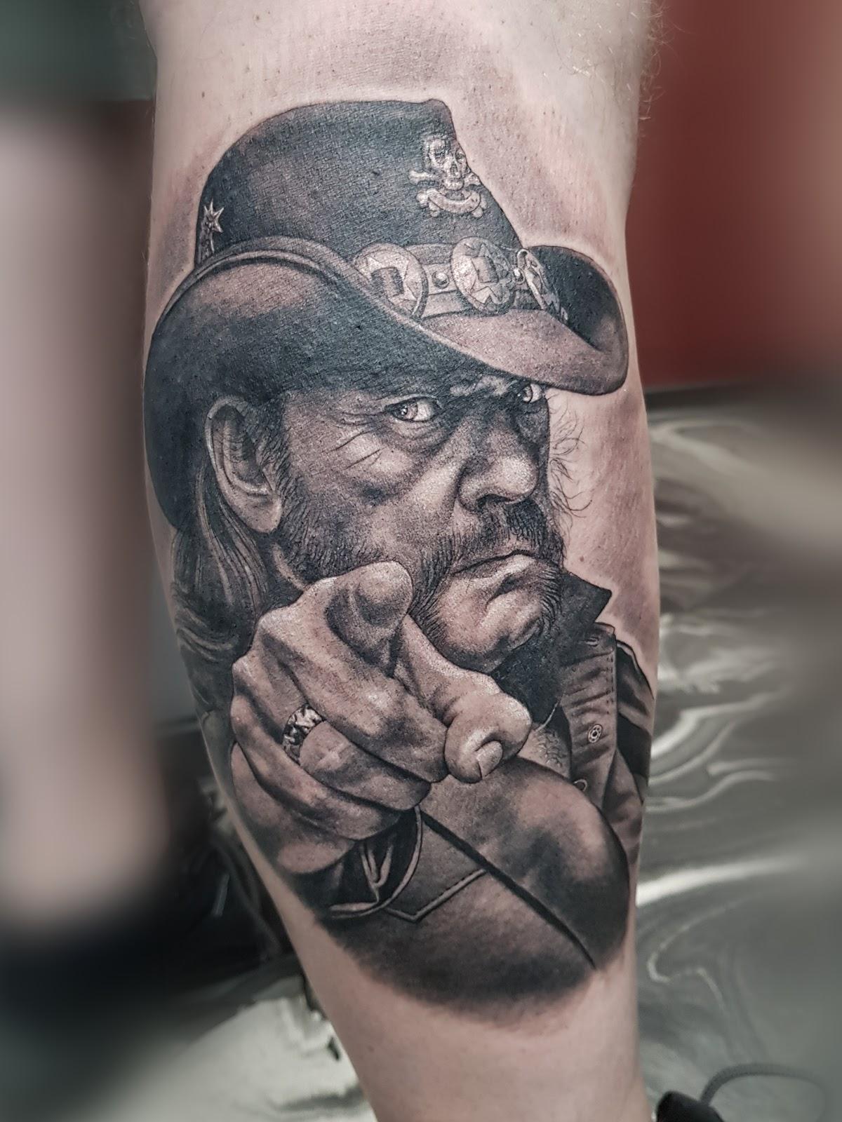 Tattoo-Portraet