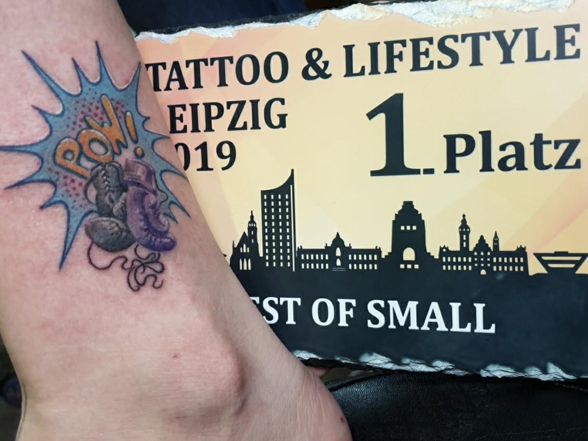 Tattoo-Erste-Platz-Leipzig