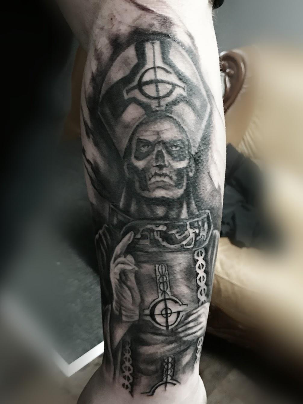 Tattoo-Tod