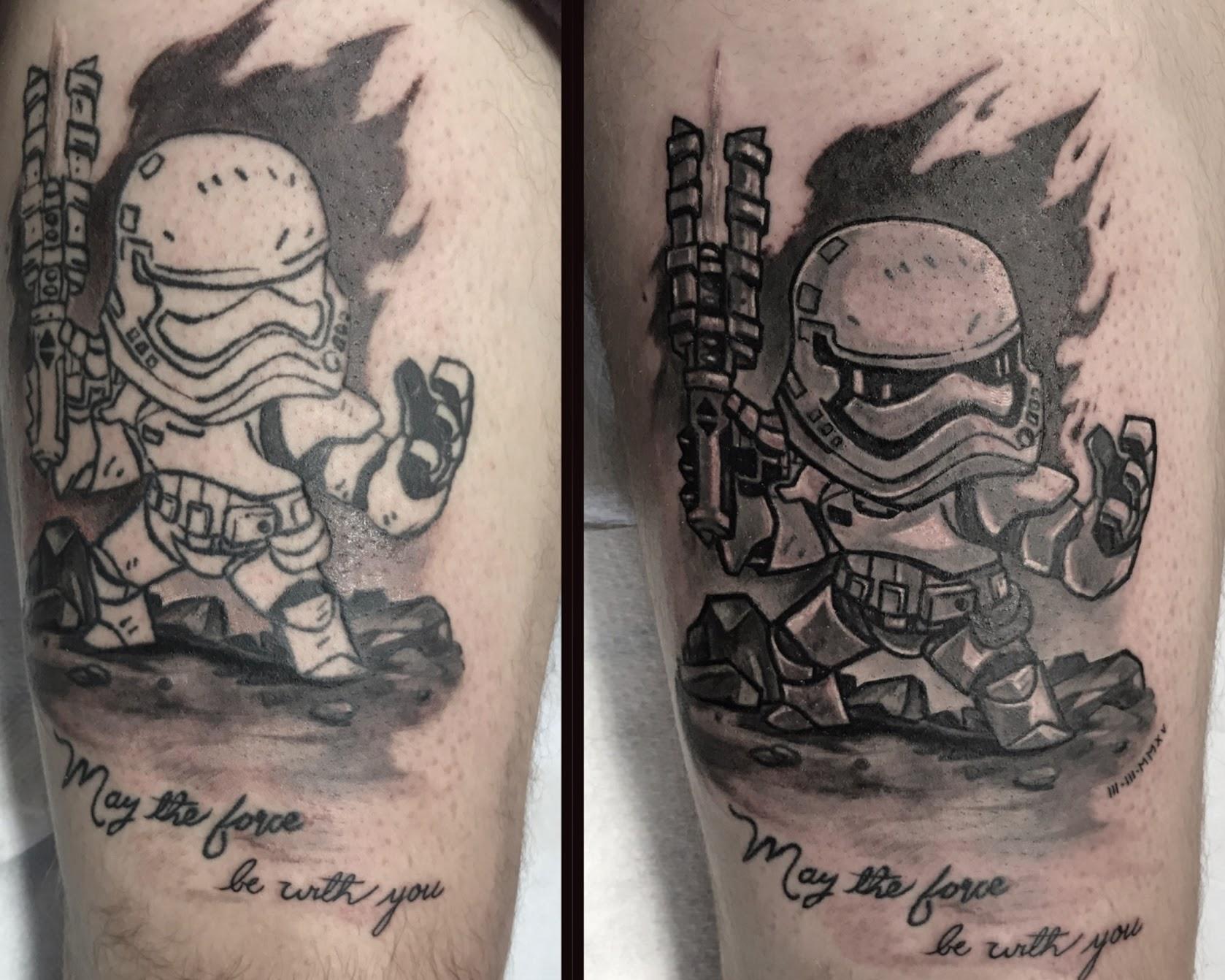 Tattoo-Star Wars
