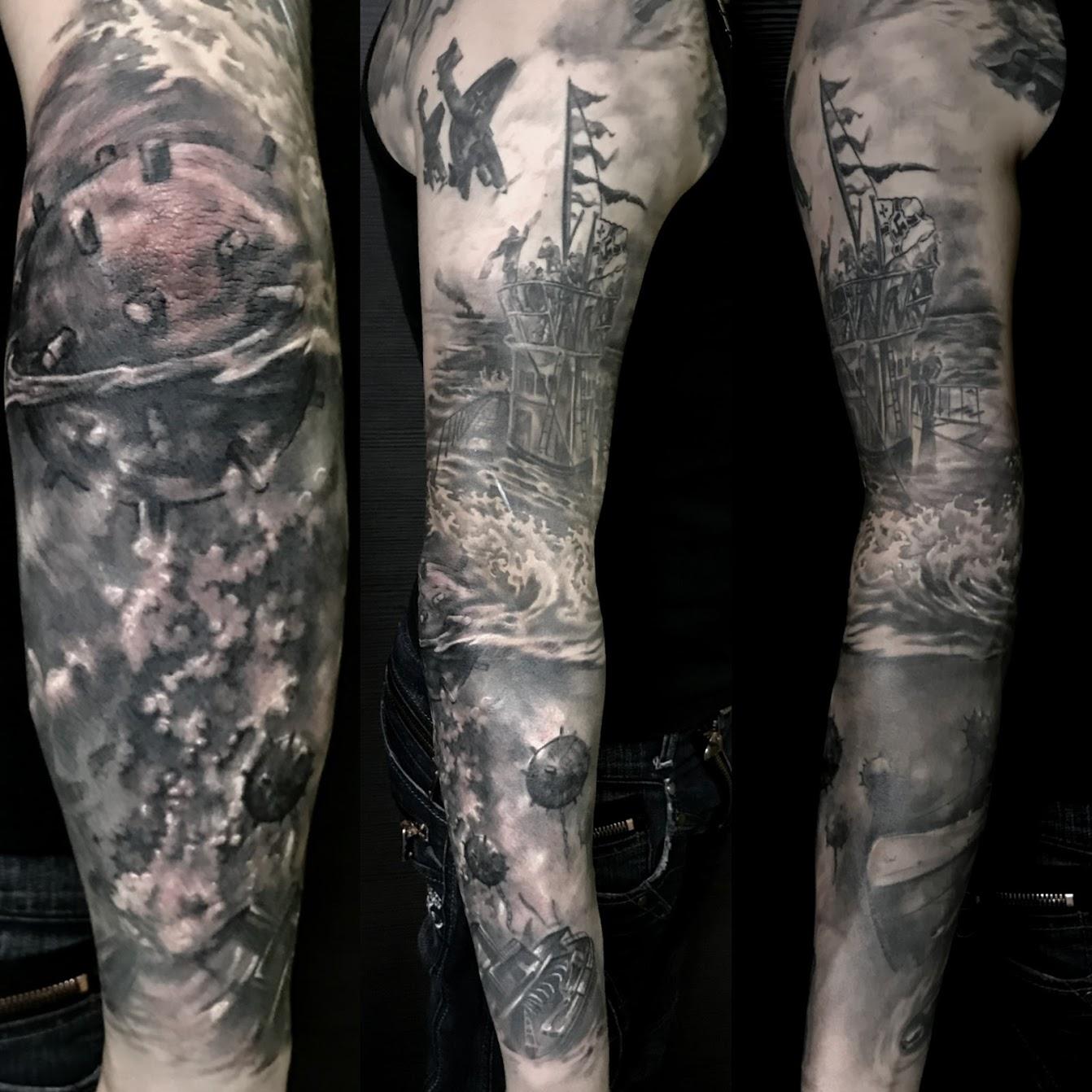Tattoo-Mix-Arm