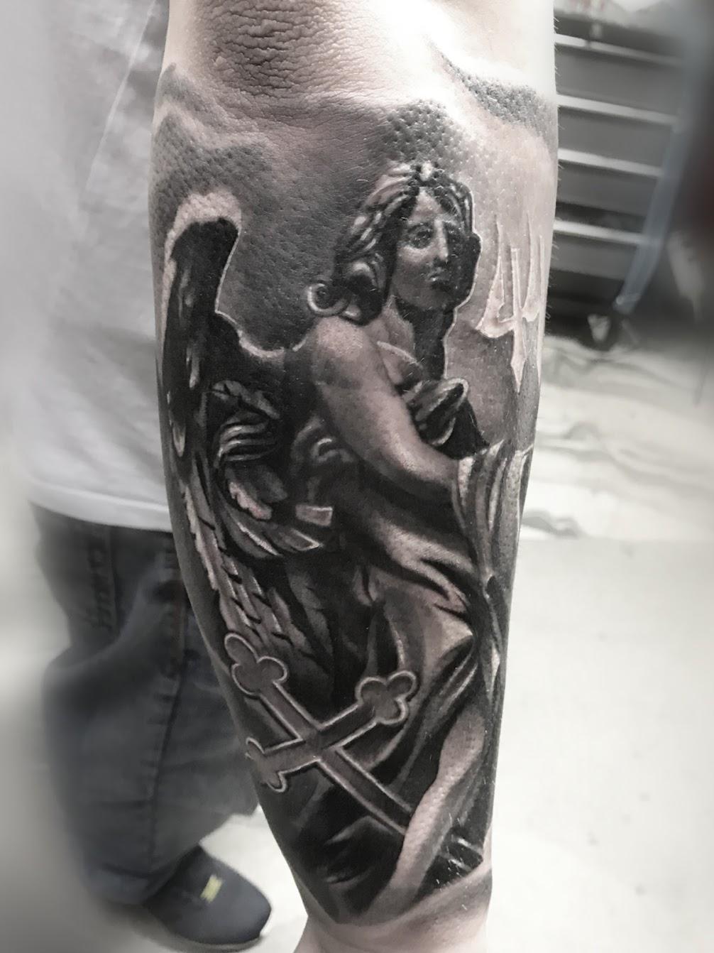 Tattoo-Engel